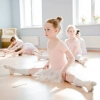 Ballett ja venitused