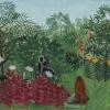 "Henri Rousseau, ""Tropical Forest with Monkeys"", 1910, õli lõuendil, John Hay Whitney kollektsioon."