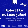 Robotite muinasjutud plakat