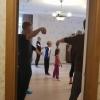 Wushu isad ja lapsed